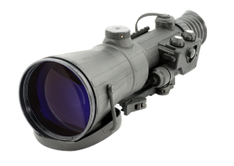 ARMASIGHT Vulcan 8X Gen 2+ HD MG Night Vision Rifle Scope
