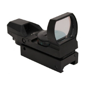 Superior Tactical Holographic Reflex Red/Green Dot Sight Scope
