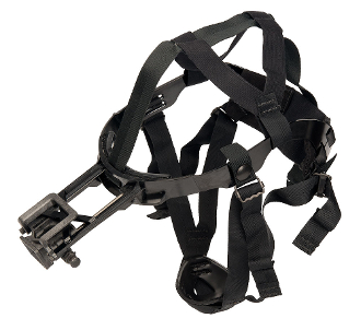 Superior Tactical Night Vision Head Mount Assembly for PVS-14/7.
